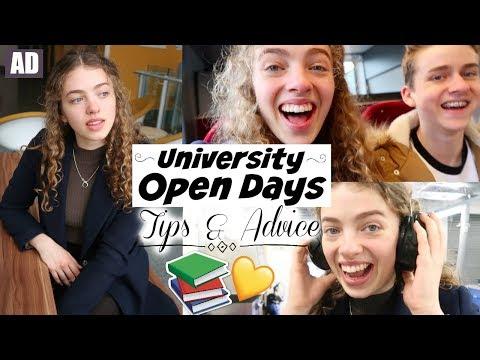 UNIVERSITY OPEN DAYS: Tips & Advice while Exploring Kingston Uni 🎓