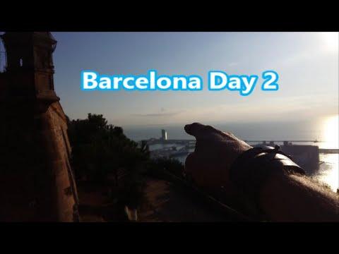 Spain, Barcelona VLOG Day 2