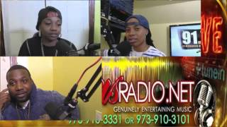 Gems Radio DJ Paedae  interview  Muscle Team  10/29/15