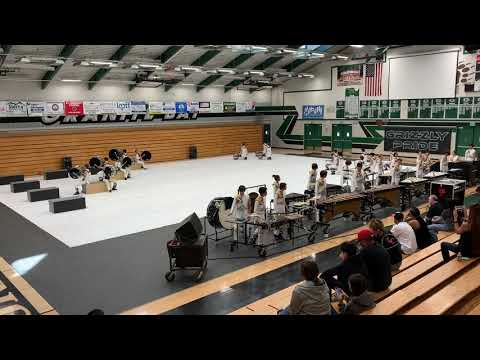Laguna Creek High School Winter Percussion 2020