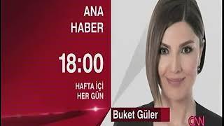 CNN TÜRK reklam öncesi yayın akışı müziği.