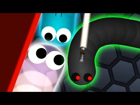 Slither.io - EPIC BIGGER SNAKE #4// SLITHER.IO GAMEPLAY (Slitherio Funny/Best Moments)