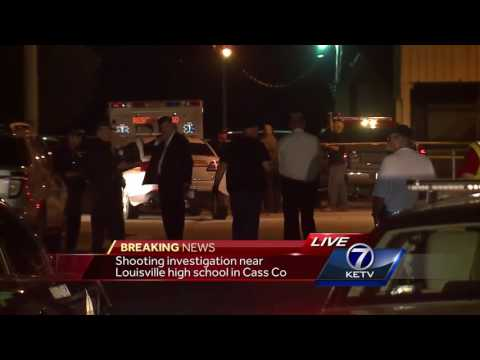 Shooting reported near Louisville High School