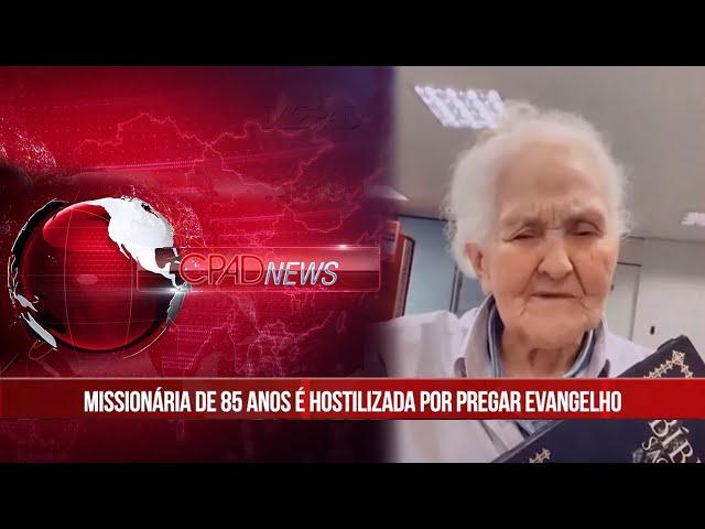 Boletim Semanal de Notícias CPAD News 196