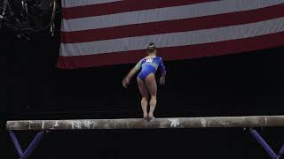 Ragan Smith - Balance Beam – 2018 U.S. Gymnastics Championships – Senior Women Day 2