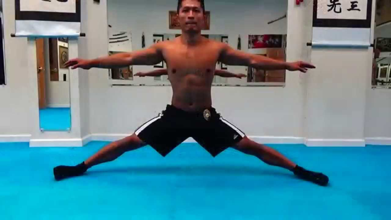 Advanced Full Middle Splits Training for Martial Artists ...