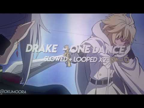 One Dance Audio // Slowed And Looped Twice