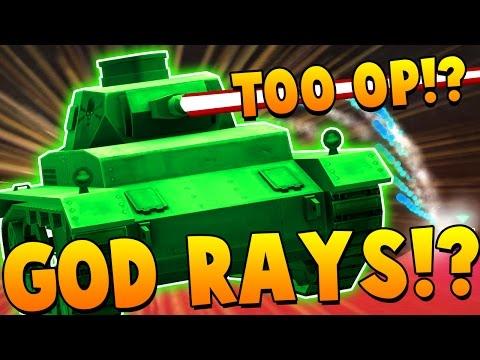 GOD RAYS TOO OP!? - SHELLSHOCK LIVE SHOWDOWN