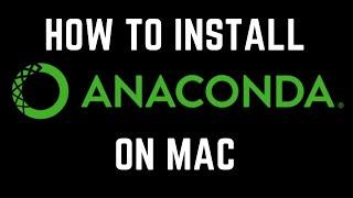 Easily Install Anaconda Python Distribution On Mac OS X