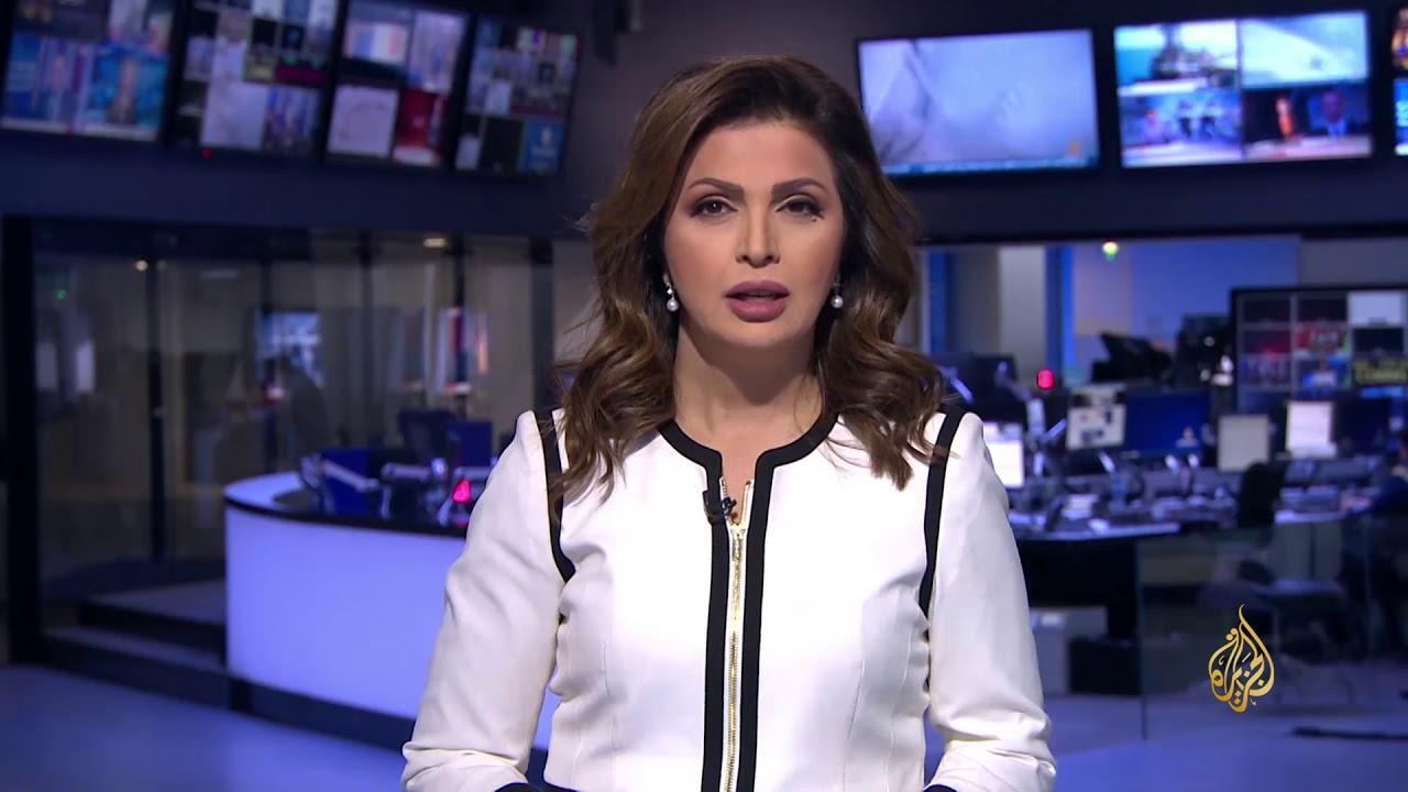 الجزيرة:موجز الأخبار - العاشرة مساءً 20/12/2018
