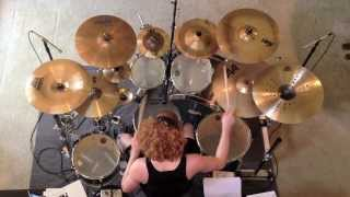 FULL DRUM COVER • The Great Misdirect • Between the Buried and Me