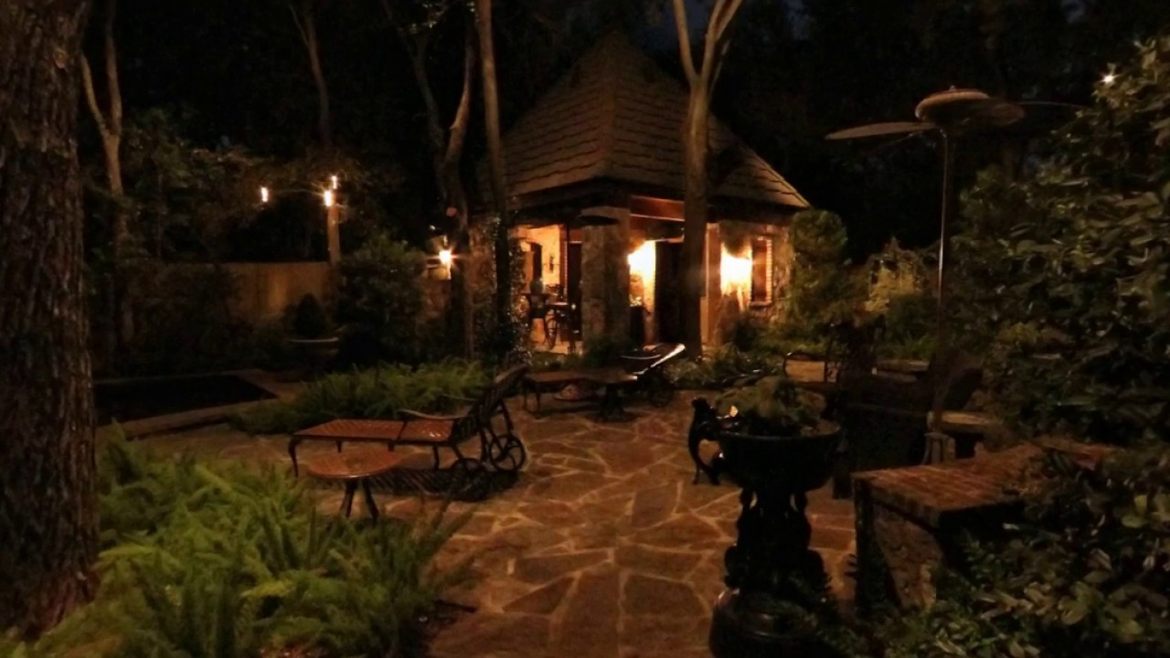 boyd lighting designs san antonio tx outdoor lighting youtube