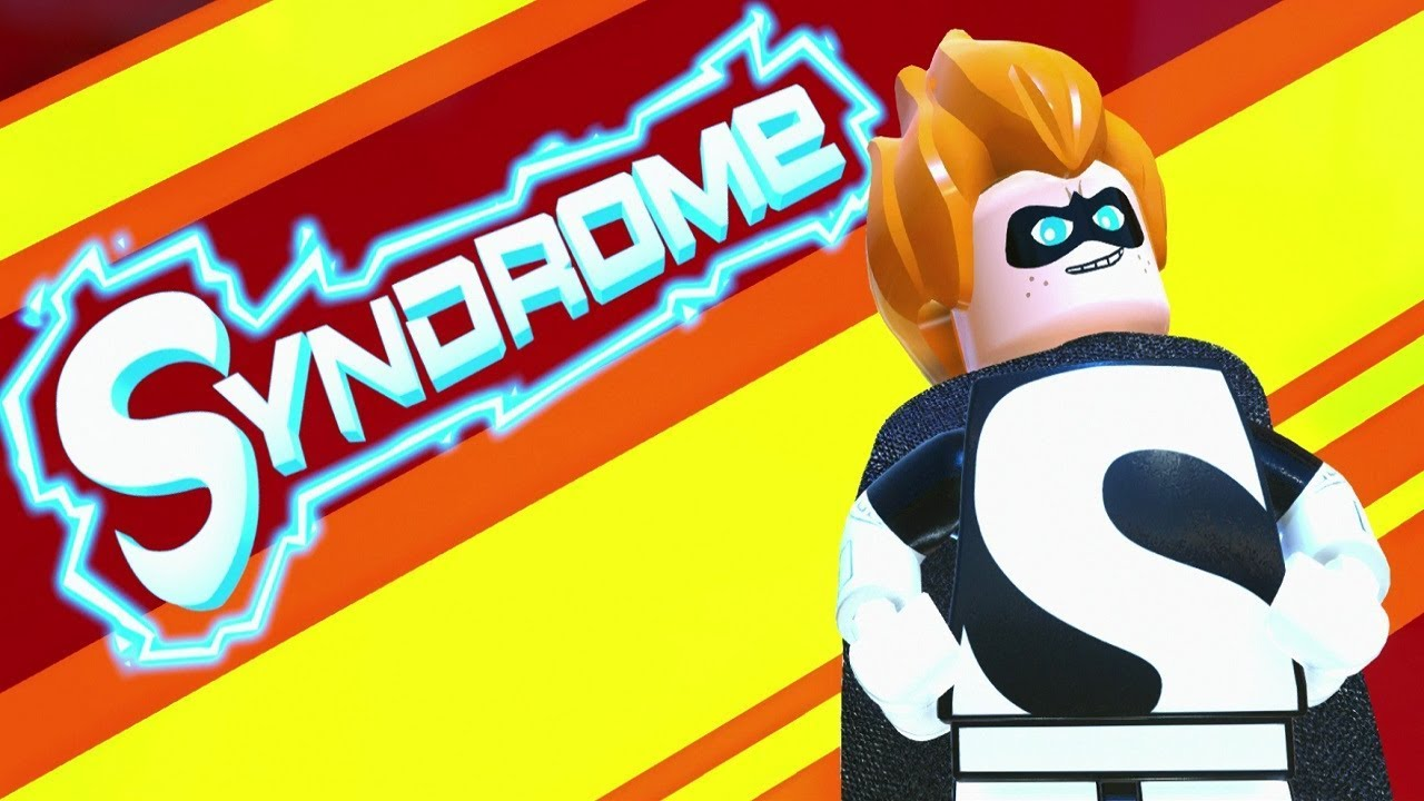 LEGO The Incredibles - Secret Syndrome Boss Fight + Unlock and Gameplay