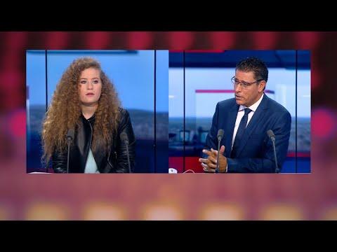 حوار مع الناشطة الفلسطينية عهد التميمي