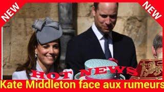 Kate Middleton face aux rumeurs d'infidélité : cette leçon de la reine bien retenue