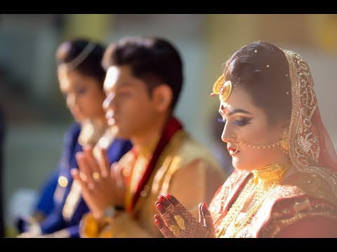"Best Bangladeshi Buddhist Wedding Trailer / Cinematography - ""Mayukh & Saptarsi"""