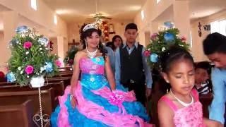Gambar cover Magali Mis 15 Años  12 Agosto 2016  La Joya Rio Grande Zac.
