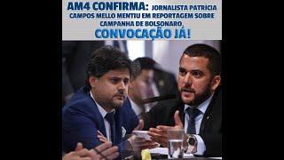 CPMI das fakenews: jornalista da folha mentiu