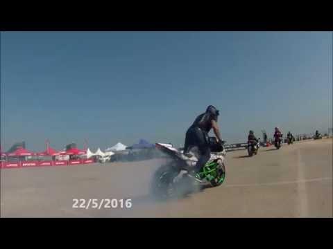 Kawasaki downtown lebanon group ride ROK2016