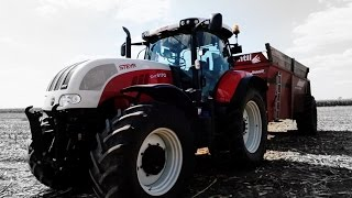 Kukurydza na Kiszonkę!PART I ||Steyr/Massey/Fendt/Valtra/Claas/Deutz/New Holland/Zetor||2015