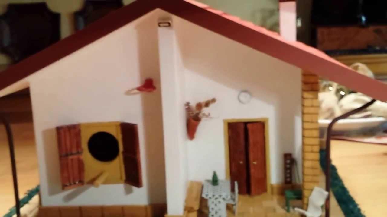 Casetta per uccellini youtube for Casette per uccelli leroy merlin