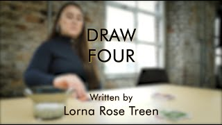 DRAW FOUR by Lorna Rose Treen