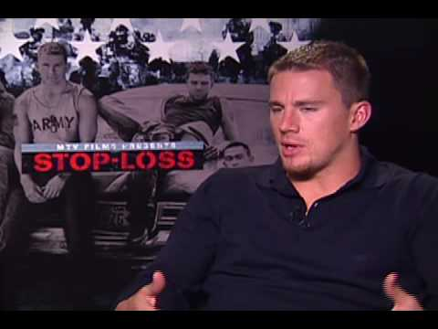 Channing Tatum and Ryan Phillippe interview for Stop Loss