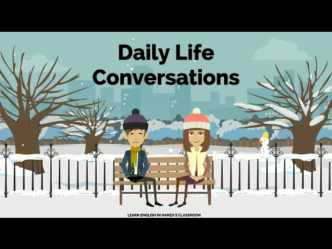 Actions - Daily Life & Work - 04 - English Lessons for Life