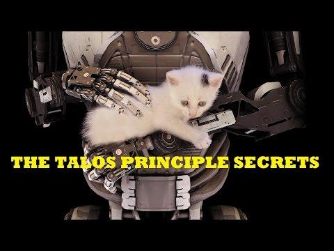 The Talos Principle: Secrets. |