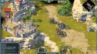 Age Of Empires Online Walkthrough - Pt.191 Greek - Defeat Kourion (ii)