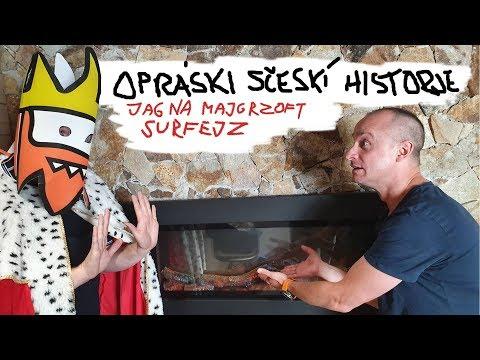Jak Opráski Sčeskí Historje vyžvívajú Majgrzoft Surfejz?