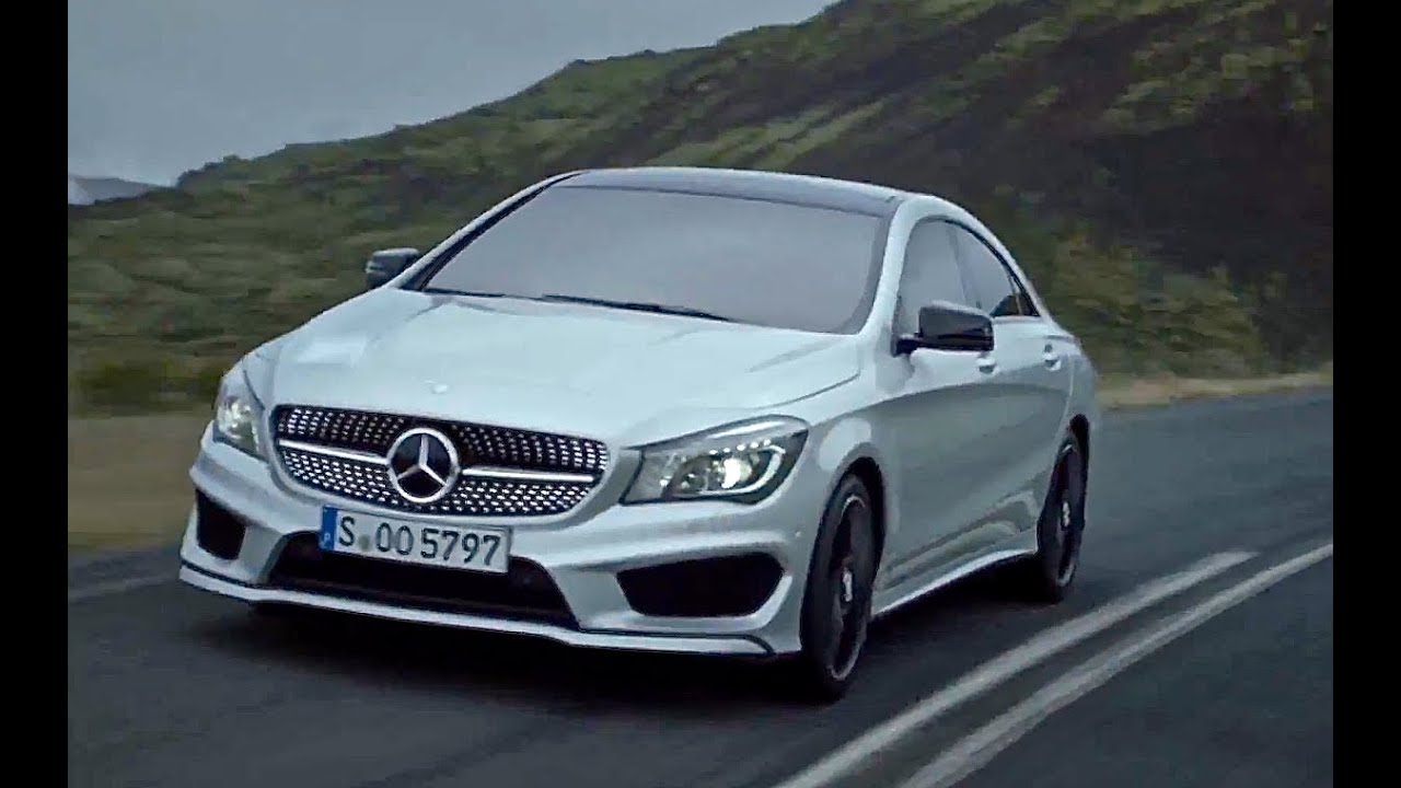 2013 new mercedes cla in detail first commercial new coupe 2014 carjam tv hd car tv show youtube. Black Bedroom Furniture Sets. Home Design Ideas