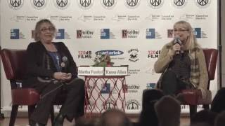 "2016 Woodstock Film Festival: ""Karen Allen: Actors Dialogue"