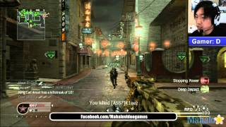 Call of Duty Live Stream with D - China Town Rock Part 2