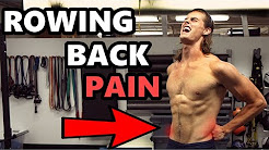 INSTANTLY FIX LOWER BACK PAIN FROM ROWING