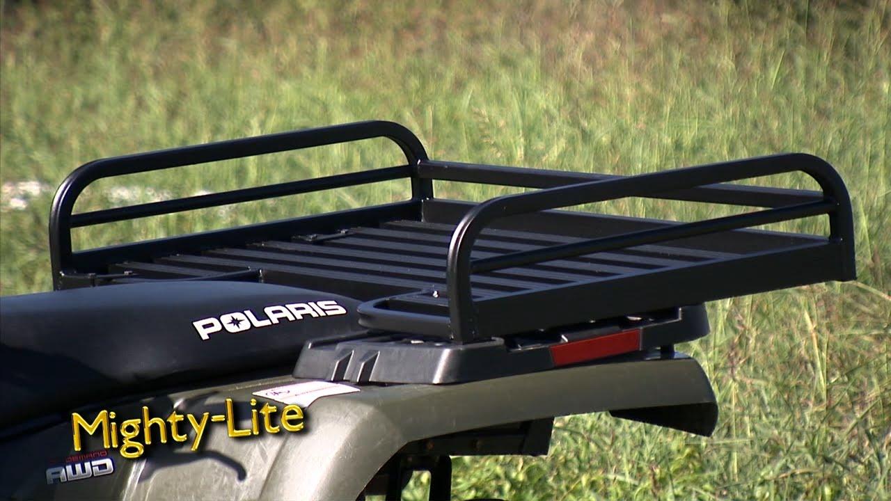 atv vehicle the rack bag accessories depot p raider home recreational