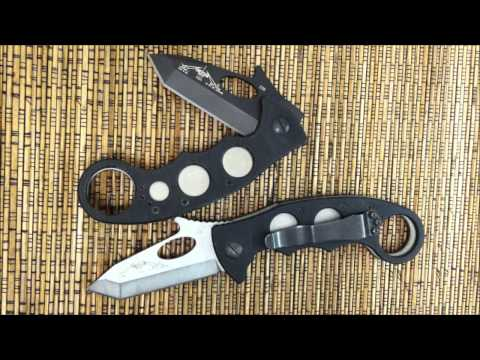 Emerson Knives Cqc 7 Karambit Watch Emerson Karambits Cqc 7