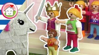Playmobil ταινία Τα γενέθλια της Λίζας - Οικογένεια Οικονόμου