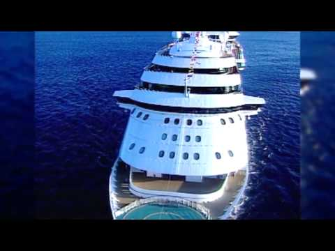 Radiance of the Seas Cruise Ship Renovation | Royal Caribbean