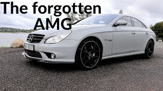 Mercedes Benz CLS W219/ CLS 55 AMG FULL REVIEW