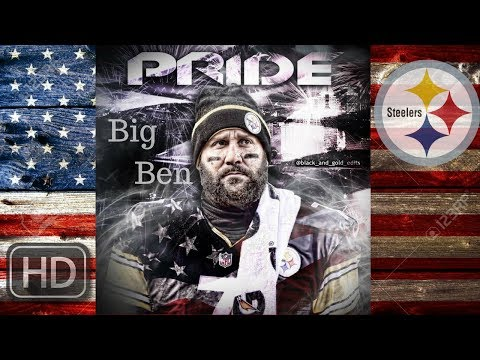 "Ben Roethlisberger || Pittsburgh Steelers Highlight Mix || ""Born Free"" 