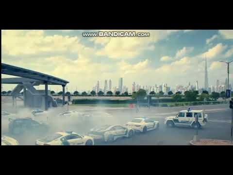 Miyagi & Эндшпиль ft. Nerak - DLBM (2018 OFFICIAL MUSIK VIDEO) CRAZY DRIFT IN DUBAI