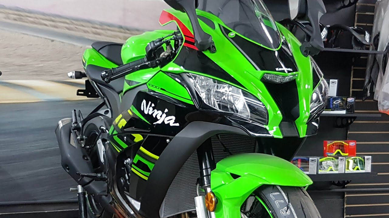 Kawasaki ZX10R 2019   Ficha Técnica & Precio   Specs & Price   Detalhes &  Preço