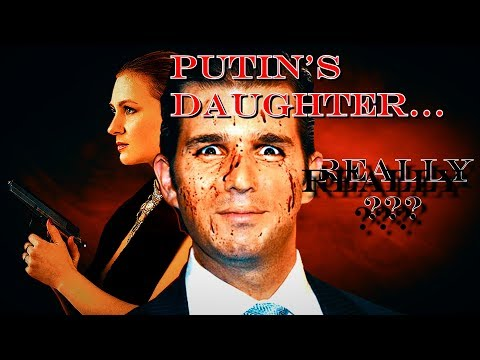 PSYCHIC TAKES A LOOK AT PUTIN'S DAUGHTER... WOW!!!