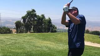 Golfing Coyote Creek