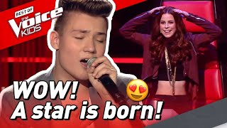 14-Year-Old gives UNFORGETTABLE AUDITION in The Voice Kids