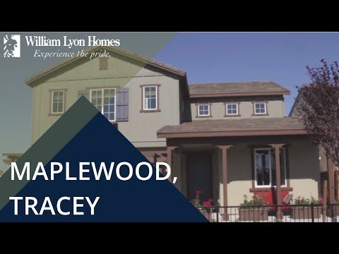 Maplewood: New Homes in Tracy, CA