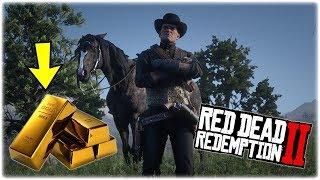 В Red Dead Redemption 2 нашли способ получить сразу много денег