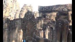 Камбоджи  Часть 2  Тайны храма