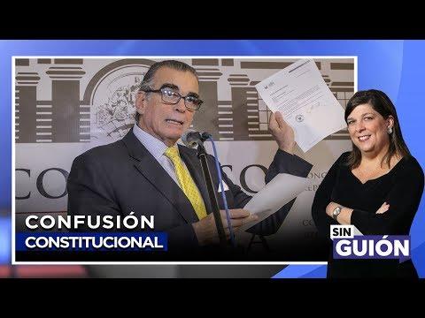 Confusión constitucional - Sin Guion con Rosa María Palacios